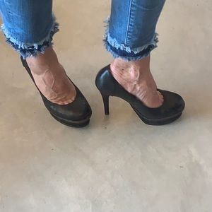 "Classic Calvin Klein 5"" heels size 7-7.5"